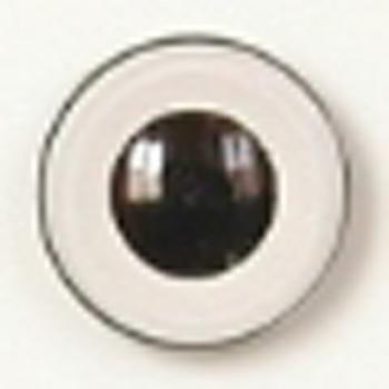 Image of Article U101 8mm 1 Pair Premium Plastic Safety Eyes with Round Pupil