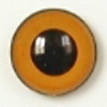 Image of Article U108 8mm 1 Pair Premium Sew-On Eyes Plastic with Round Pupil