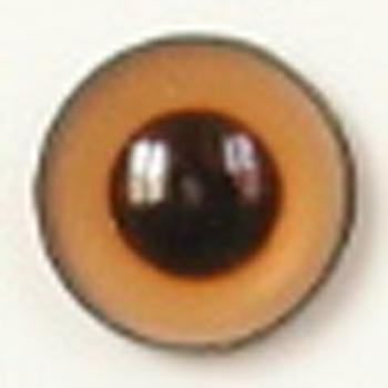 Image of Article U120 12mm 1 Pair Premium Plastic Safety Eyes with Round Pupil