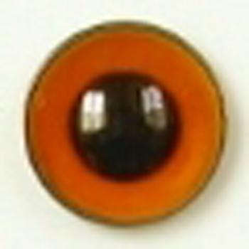 Image of Article U122 8mm 1 Pair Premium Sew-On Eyes Plastic with Round Pupil