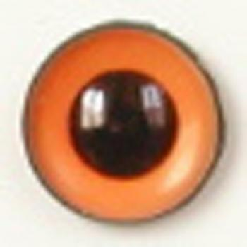 Image of Article U159 6mm 1 Pair Premium Plastic Eyes with Round Pupil