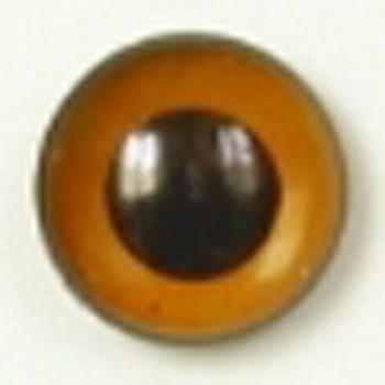 Image of Article U160 8mm 1 Pair Premium Sew-On Eyes Plastic with Round Pupil