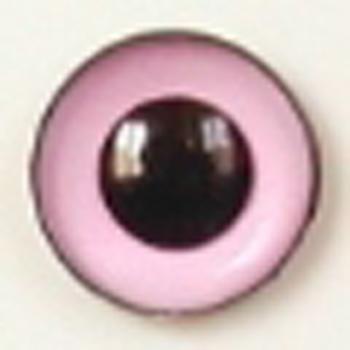 Image of Article U176 14mm 1 Pair Premium Plastic Safety Eyes with Round Pupil