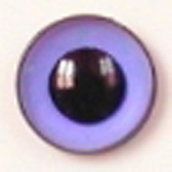 Image of Article U179 20mm 1 Pair Premium Plastic Safety Eyes with Round Pupil