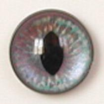 Image of Article WN739 10mm 1 Pair Premium Plastic Sew-On Eyes Oval Pupil