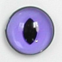 Image of Article Z252 10mm 1 Pair Premium Sew-On Eyes Plastic with Oval Pupil